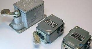 Монтаж путевых выключателей и микропереключателей