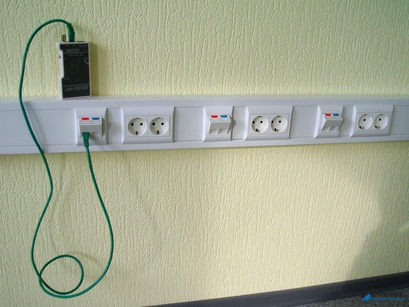 кабель-канл для кухни