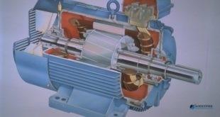 Конденсаторные двигатели - устройство