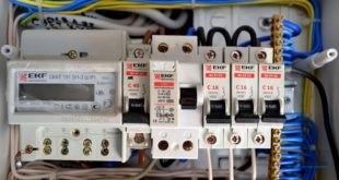 Порядок установки электросчетчика